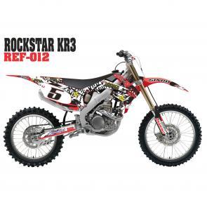 Kit adesivo Rockstar Kr-3