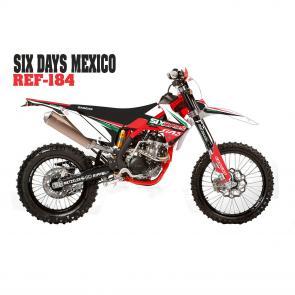 Kit Adesivo Completo Six Days Mexico