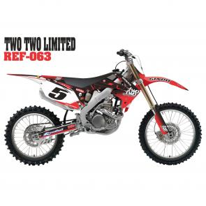 Kit Adesivo Two Two Limited