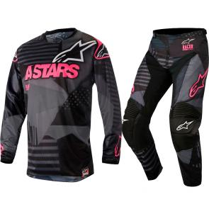 Kit Calça + Camisa Alpinestars Racer Tactical
