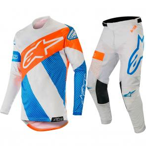 Kit Calça + Camisa Alpinestars Racer Tech Atomic