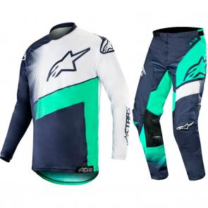 Kit Calça + Camisa Alpinestars Racer Supermatic 19