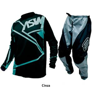 Kit Calça + Camisa ASW Factory