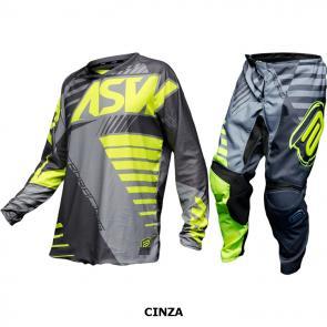 Kit Calça + Camisa ASW Image Race 18
