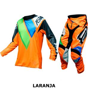 Kit Calça + Camisa ASW Podium Quatto 18