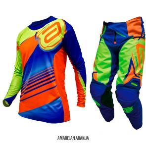 Kit Calça + Camisa ASW Podium Race 17