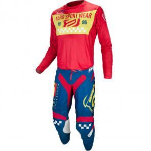 Kit Calça + Camisa ASW Podium Race Seleções - Espanha