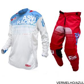 Kit Calça + Camisa ASW Podium Tech 17
