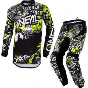 Kit Calça + Camisa ONeal Element Attack