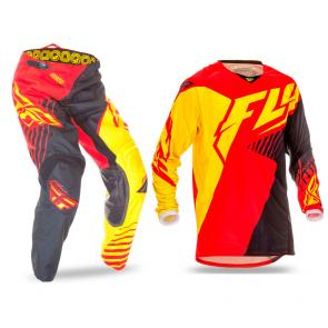 Kit Calça + Camisa Fly Kinetic Vector