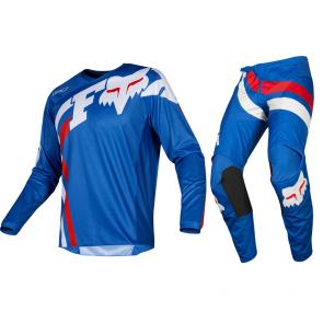 Kit Calça + Camisa Fox 180 Cota