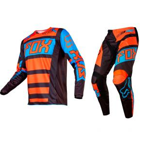 kit Calça + Camisa Fox 180 Falcon