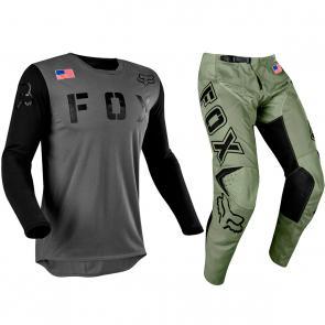 Kit Calça + Camisa Fox 180 San Diego Edição Especial
