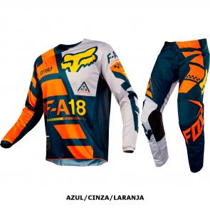 Kit Calça + Camisa Fox 180 Sayak