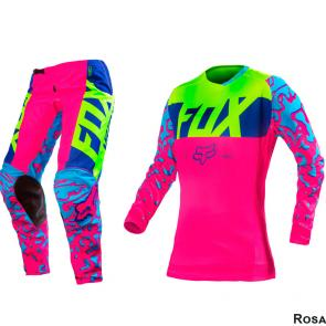 Kit Calça + Camisa Fox 180 Women