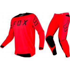 Kit Calça + Camisa Fox Flexair Moth Edição Limitada