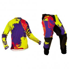 Kit Calça + Camisa IMS Action Fluor 15
