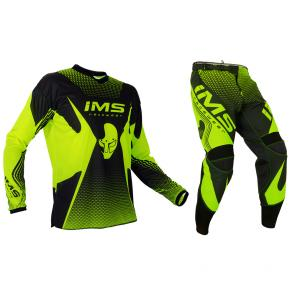 Kit Calça + Camisa IMS Start Fluor 16