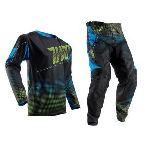 Kit Calça + Camisa Thor Fuse 17 Lit Black