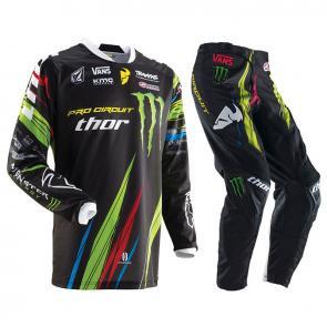 Kit Calça e Camisa Thor Phase 2014 Pro Circuit