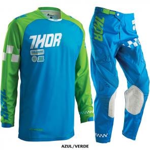 Kit Calça + Camisa Thor Phase Ramble