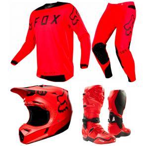 Kit Equipamentos Fox Moth Edição Limitada