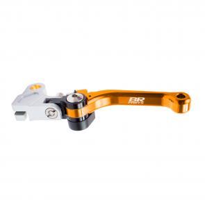 Kit Manetes Retráteis 2 Way BR Parts KTM 125/150/200 09/13 + 450 SX-F 09/13
