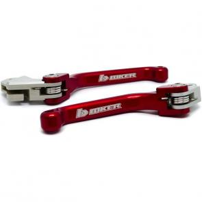 Kit Manetes Retráteis Biker CRF 250/450R 07...