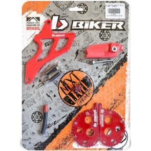 Kit Personalização CRF 230 Biker - 5 Peças