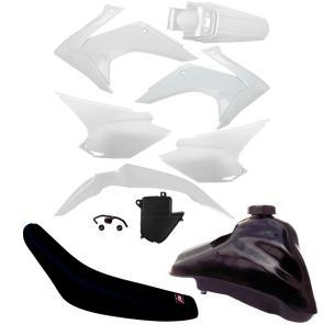 Kit Plástico CRF 230 - 2015 Avtec Adaptável Tornado