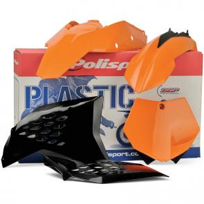Kit Plástico Polisport KTM SX 250/350/450 Completo