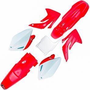 Kit Plástico UFO CRF250R 10 CRF450R 09/10