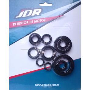 Kit Retentor de Motor JDR Honda CR80 / CR85 / CR125 / CR250
