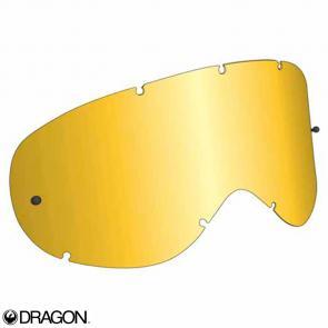 Lente Dragon MDX Gold Espelhada