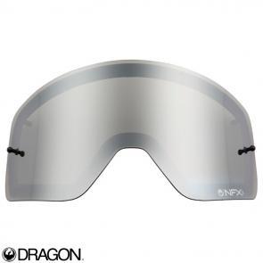 Lente Óculos Dragon NFXs Cinza Espelhado