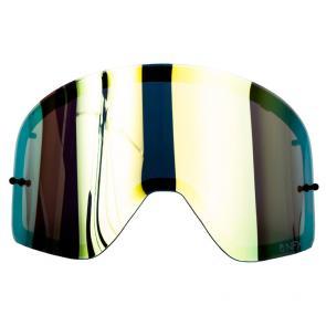 Lente Óculos Dragon NFXs Dourada Espelhada