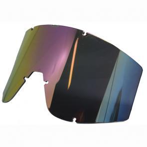 Lente Óculos Mattos Racing Mx Espelhada Colorida