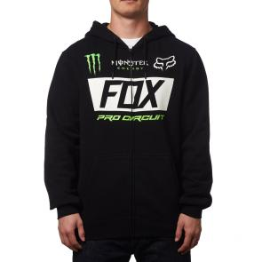 Moletom Fox Monster Paddock Zip