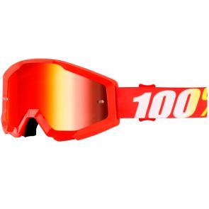 Óculos 100% Strata Furnace Espelhado