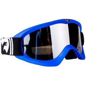 d4e5d9d988060 Óculos Dragon MDX Azul Espelhado - MX Parts