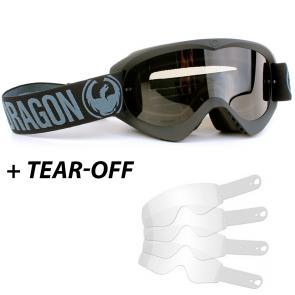 Óculos Dragon MDX Black Smoke