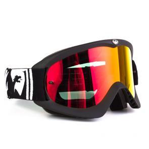 Óculos Dragon MDX Coal - Lente Vermelha Ionizada