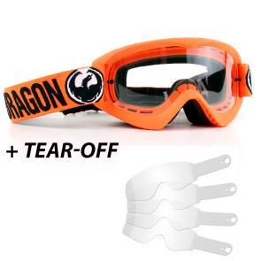 Óculos Dragon MDX Orange