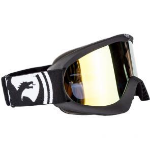 Óculos Dragon MDX Preto Espelhado