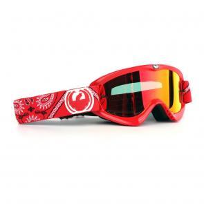 Óculos Dragon MDX Red Paisley