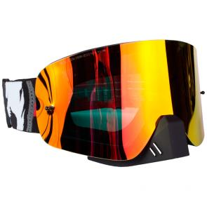 Óculos Dragon NFX Bullet Gray Lente Vermelha Espelhada