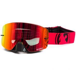 Óculos Dragon NFXs Red Black Split