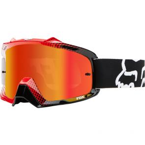 Óculos Fox Air SPC 360 Race Branco/Vermelho