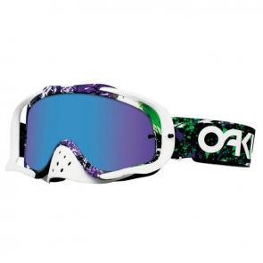 Óculos Oakley Crowbar MX FP Splatter