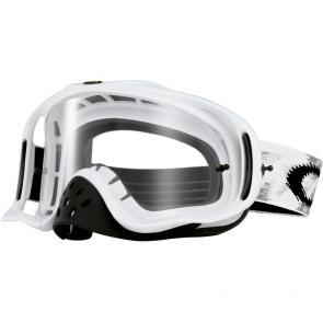 Óculos Oakley Crowbar MX Matte White Speed